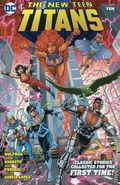 New Teen Titans TPB (2014-2020 DC) By Marv Wolfman and George Perez 10-1ST