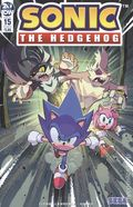 Sonic The Hedgehog (2018 IDW) 15A