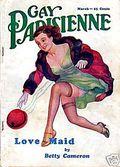 Gay Parisienne (1930-1938 Deane Publishing Company) Vol. 4 #3