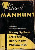 Giant Manhunt (1953-1957 Flying Eagle) 1