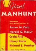 Giant Manhunt (1953-1957 Flying Eagle) 2