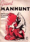 Giant Manhunt (1953-1957 Flying Eagle) 3