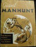 Giant Manhunt (1953-1957 Flying Eagle) 4