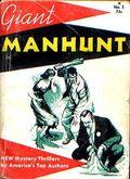 Giant Manhunt (1953-1957 Flying Eagle) 5