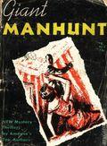 Giant Manhunt (1953-1957 Flying Eagle) 6