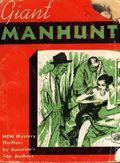 Giant Manhunt (1953-1957 Flying Eagle) 7
