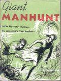 Giant Manhunt (1953-1957 Flying Eagle) 8