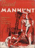 Giant Manhunt (1953-1957 Flying Eagle) 9