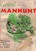 Giant Manhunt (1953-1957 Flying Eagle) 10