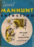 Giant Manhunt (1953-1957 Flying Eagle) 12