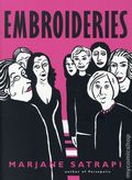 Embroideries GN 2005 (Pantheon Books) 1-1ST