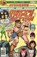 Marvel Triple Action (1972) Mark Jewelers 30MJ