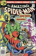 Amazing Spider-Man (1963 1st Series) Mark Jewelers 158MJ