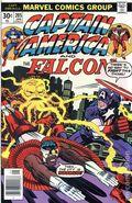 Captain America (1968 1st Series) Mark Jewelers 205MJ