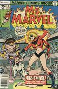 Ms. Marvel (1977 1st Series) Mark Jewelers 7MJ