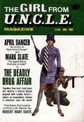 Girl From U.N.C.L.E. Magazine (1966-1967 Leo Margulies Corp.) Vol. 1 #4