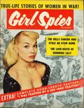 Girl Spies (1958) Vol. 1 #1