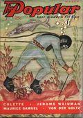 Popular (1937 Street & Smith) Vol. 1 #6