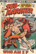 Sub-Mariner (1968) UK Edition 50UK