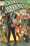 Chamber of Darkness (1969 Marvel) UK Edition 8UK