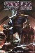 Thanos Wars Infinity Origins Omnibus HC (2019 Marvel) 1A-1ST