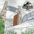 Jurassic World Coloring Book SC (2019 Dark Horse) 1-1ST