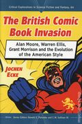 British Comic Book Invasion SC (2019 McFarland) 1-1ST