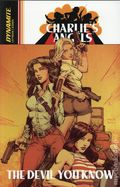 Charlie's Angels The Devil You Know TPB (2019 Dynamite) 1-1ST