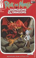 Rick and Morty vs. Dungeons and Dragons (2018 IDW) 1DC