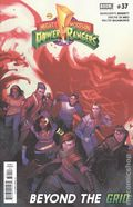 Mighty Morphin Power Rangers (2016 Boom) 37A