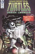 Teenage Mutant Ninja Turtles Urban Legends (2018 IDW) 11A