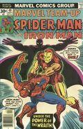 Marvel Team-Up (1972 1st Series) Mark Jewelers 49MJ