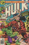 Incredible Hulk (1962-1999 1st Series) Mark Jewelers 201MJ