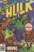 Incredible Hulk (1962-1999 1st Series) Mark Jewelers 202MJ