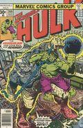 Incredible Hulk (1962-1999 1st Series) Mark Jewelers 209MJ