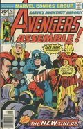 Avengers (1963 1st Series) Mark Jewelers 151MJ