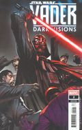 Star Wars Vader Dark Visions (2019 Marvel) 2B