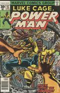 Power Man and Iron Fist (1972) Mark Jewelers 42MJ