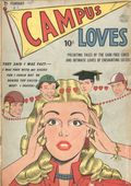 Campus Loves (1950 Comic Magazines) 2