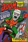 Doom Patrol (1964 1st Series) 107