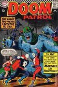 Doom Patrol (1964 1st Series) 109