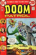 Doom Patrol (1964 1st Series) 123
