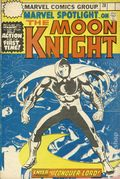 Marvel Spotlight (1971 1st Series) National Book store Variants 28