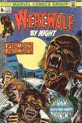 Werewolf by Night (1972 1st Series) UK Edition 11UK