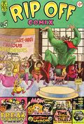 Rip Off Comix (1977) #5, 2nd Printing