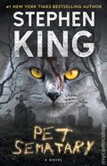 Pet Sematary SC (2002 A Gallery Books Novel) By Stephen King 1-1ST