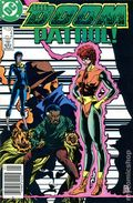Doom Patrol (1987 2nd Series) Canadian Price Variant 4