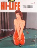 Hi-Life (1958 Wilmot Enterprises Inc.) The Live-It-Up Magazine for Gentlemen Vol. 1 #4