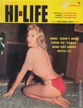 Hi-Life (1958 Wilmot Enterprises Inc.) The Live-It-Up Magazine for Gentlemen Vol. 2 #1