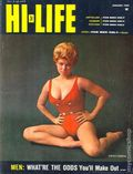 Hi-Life (1958 Wilmot Enterprises Inc.) The Live-It-Up Magazine for Gentlemen Vol. 2 #3